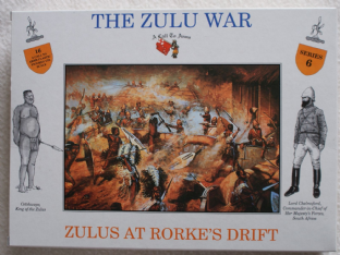 A Call To Arms 1/32 CAL3206 Zulus at Rorke's Drift (Zulu Wars)